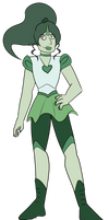 FA:: Sailor Gems - Sailor Jade
