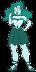 FA:: Sailor Gems - Sailor Aquamarine by drazzi