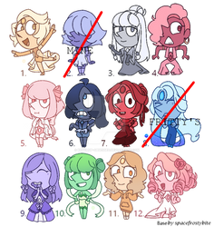 Porl Collab Adopts [OPEN 6/12] (PRICE REDUCED)