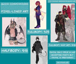 [COMMISSIONS CLOSED] PAYPAL, USD (or points)