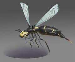 Robo Wasp by Nimtz