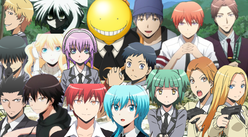 Assassination Classroom Wallpaper By Coolkat122 On Deviantart