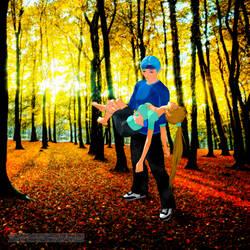 Silent Shadow Tarot The Lovers Full Version by ArdathkSheyna