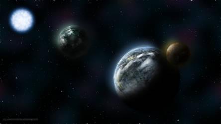 Spacescape by ArdathkSheyna