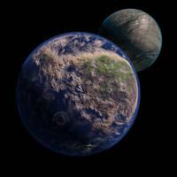 Procedural Planets in Blender