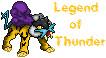 Raikou: Legend of Thunder by XaneRodreich