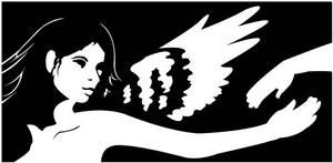 Contrast Angel