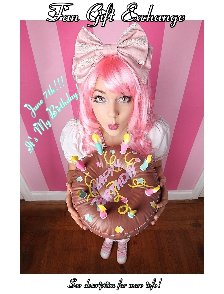 Birthday Gift Exchange by RavenLeFaye