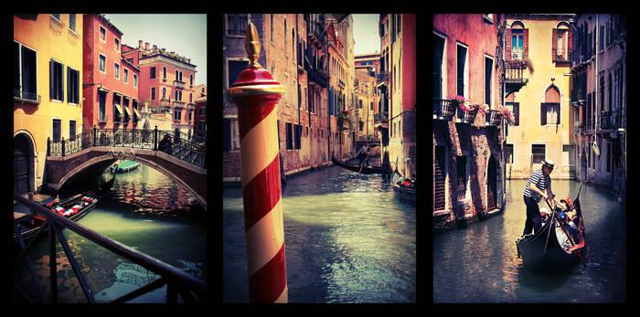 Candy-Coloured Venice