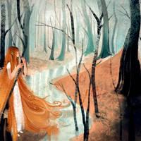 Hollow Woods by SkyWheel