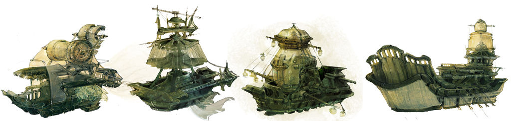 Seaweed Sailing