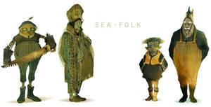 Sea Folk