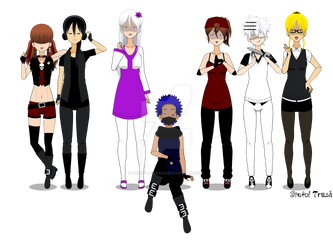 Soul Eater AU- Soulless (Remake Of A Remake) by Sinful-Trash
