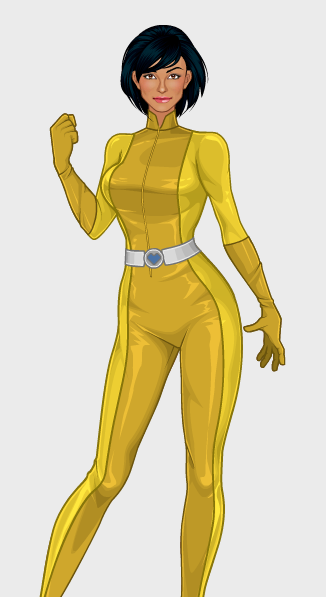 totally spies alex