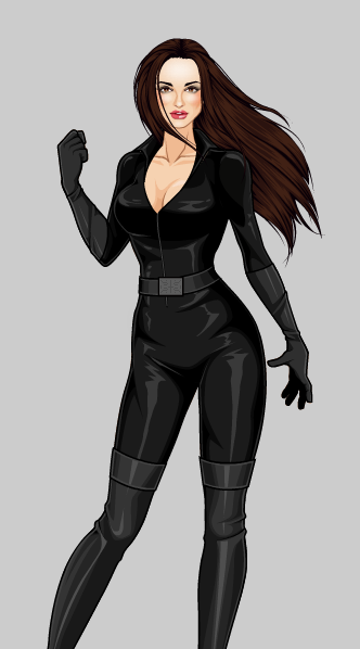 talia al ghul stealth outfit by redseabrooke50 on deviantart