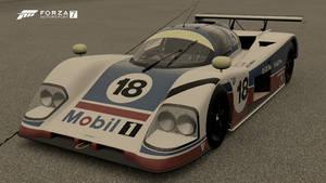 1989 Aston Martin #18 Aston Martin AMR1