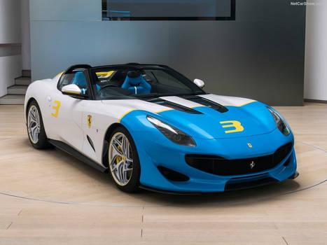 2018 Ferrari SP3JC Spider