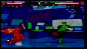Green Lantern Kick