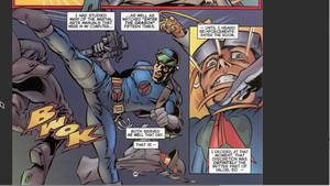 Random Hero Kick 41