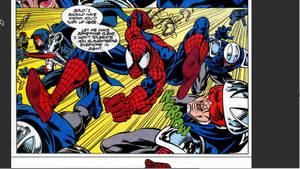 Spiderman Kick 25
