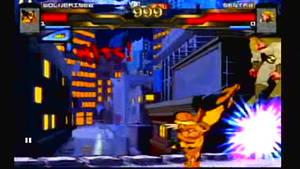 Wolverine Kick 11