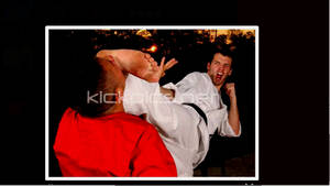 Karate kick 149