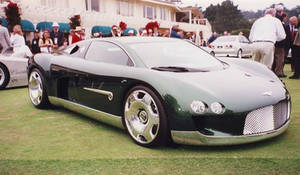 1999 Bentley Hunaudieres Coupe
