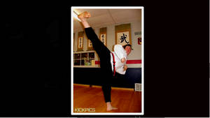 Karate Kick 272