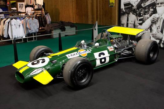 1969 Brabham BT26 Cosworth Formula Race Car