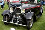 1931 Bugatti Type 50 Brainsby-Woollard Cabriolet
