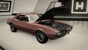 1968 Pontiac Motors Firebird Coupe