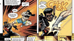 Nightwing Kick