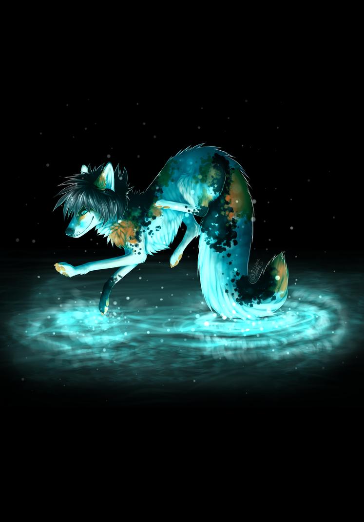 Aquatic by Hukkalapsi