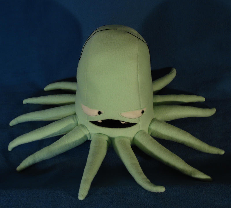 Early Cuyler custom by vickangaroo