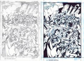 OlD Work:X-men 4 Larroca by M09