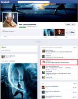 TLA facebook 1.9M likes milestone by Hasdi