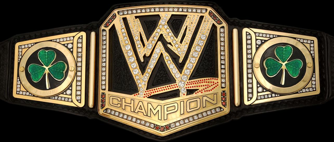 Sheamus WWE Championsh...