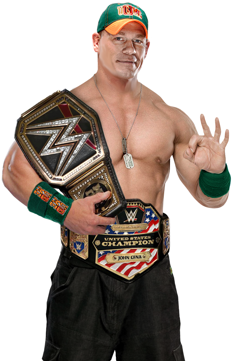 John Cena WWE and US Champion by Nibble-T on DeviantArtJohn Cena Wwe Champion 2013 Champ Is Here
