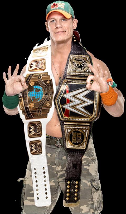 John Cena Intercontinental and WWE Champion by Nibble-T on ...John Cena Wwe Champion 2013 Champ Is Here
