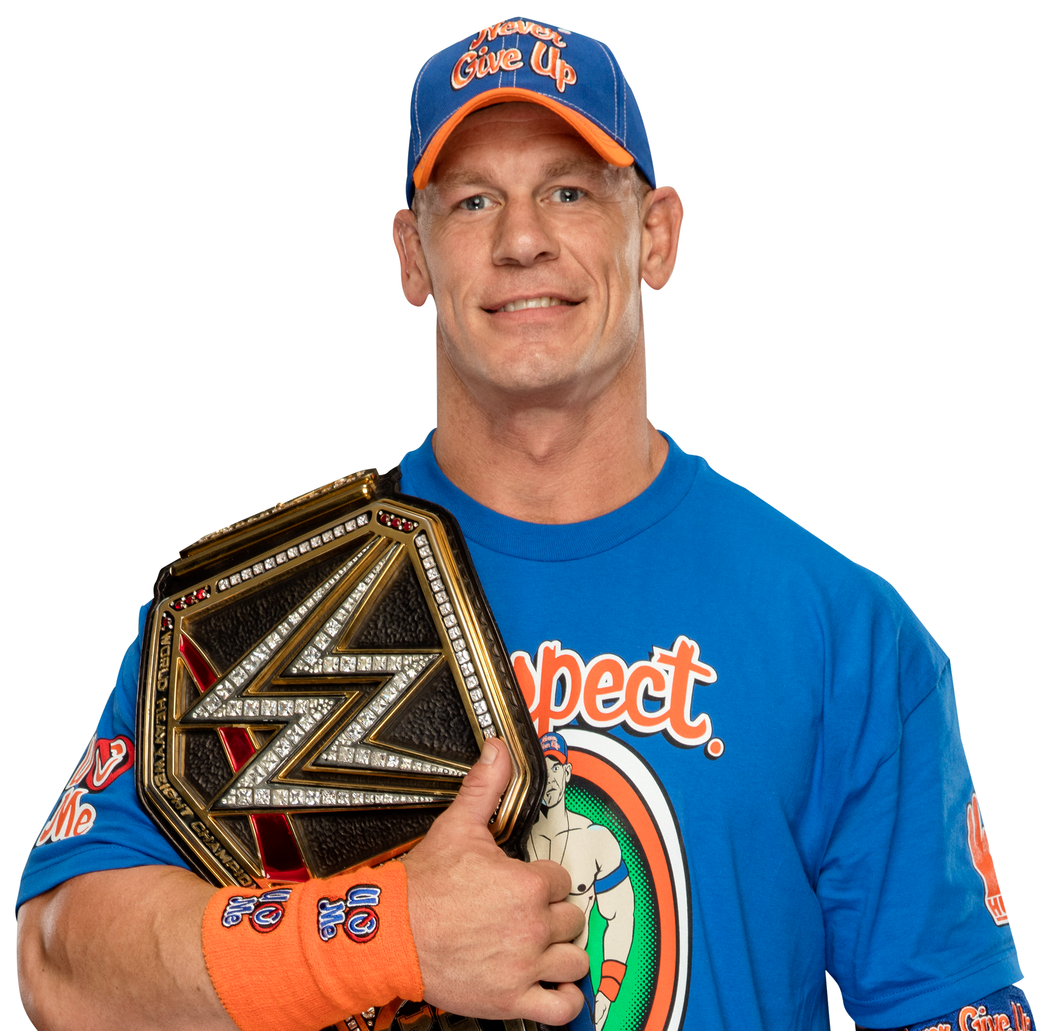 John Cena WWE Champion 2017 by Nibble-T on DeviantArt