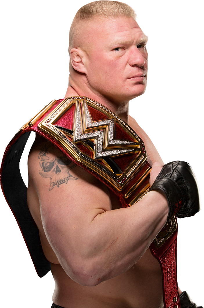 Brock Lesnar Universal Champion By Nibble T