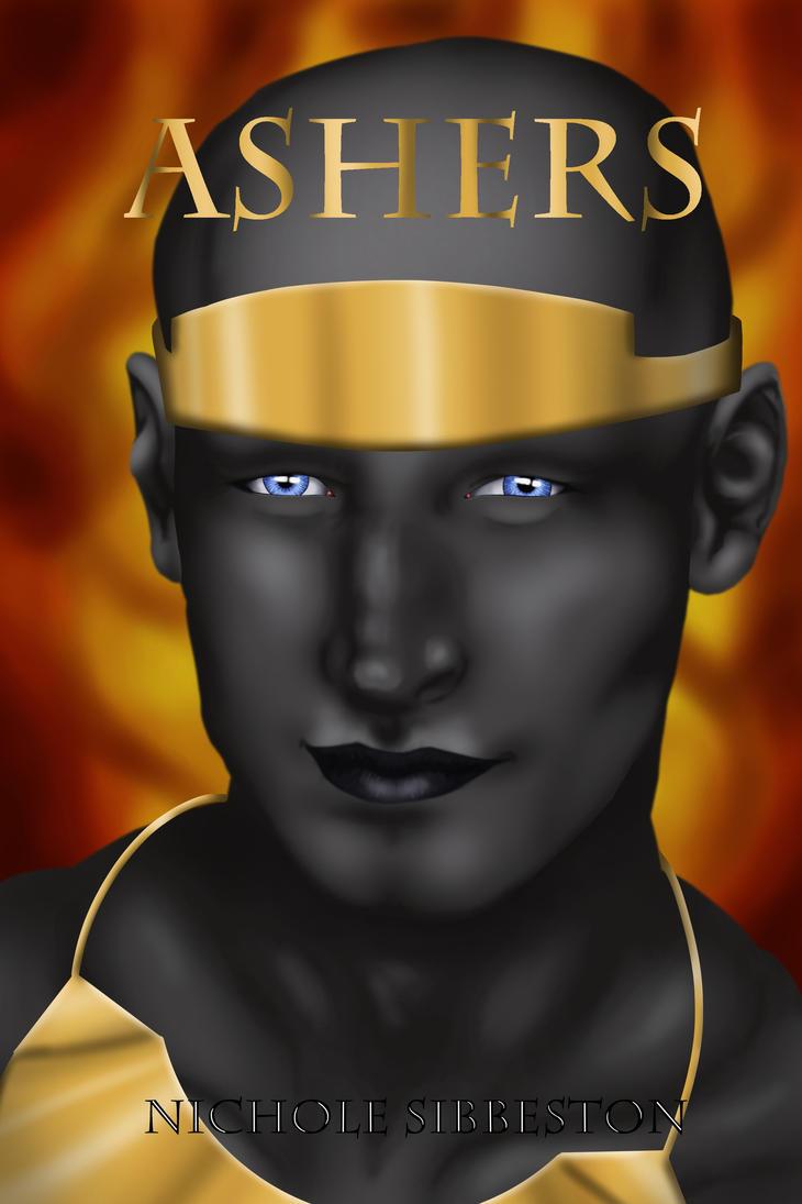 Ashers Novel Cover by lianaillo
