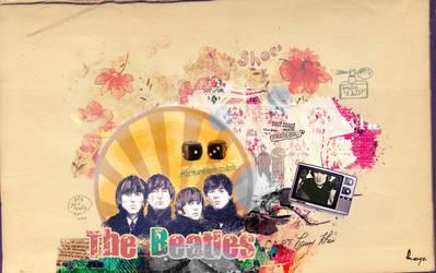 Beatles by KeyMoon