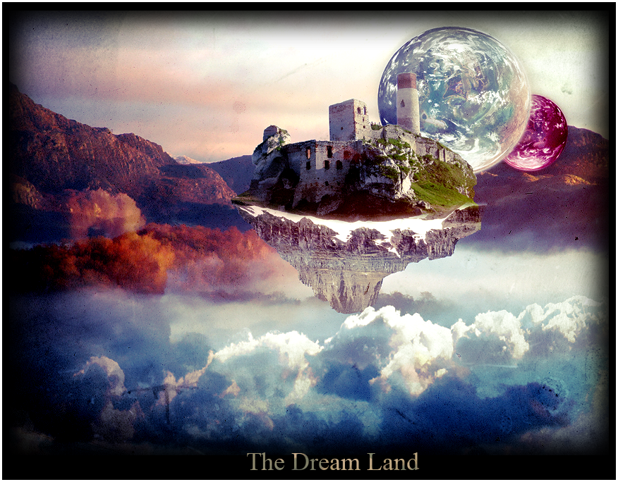 The Dream Land by KeyMoon