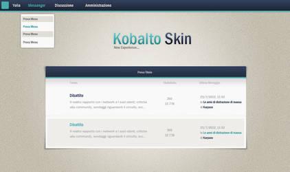 Kobalto Skin