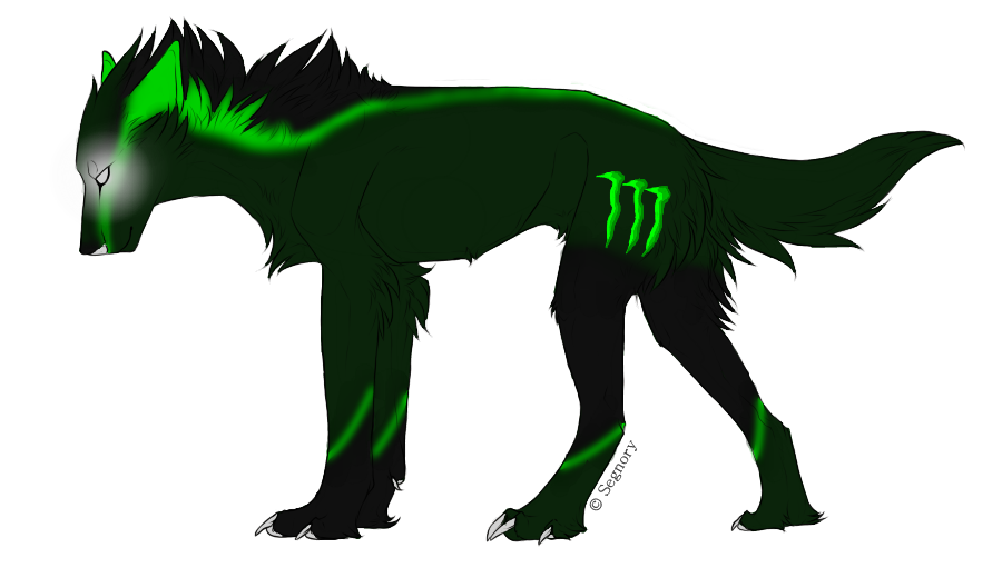 Monsters Ref by WhiteThorn13