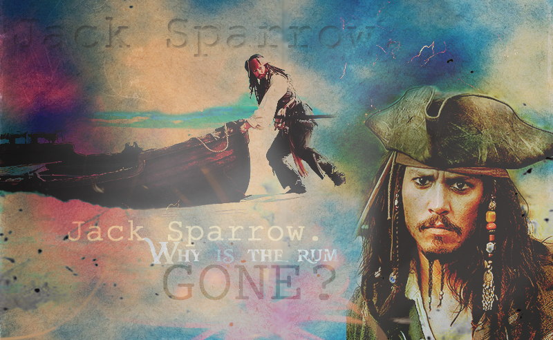 Why Is The Rum Gone Quote: 'Why Is The Rum Gone?' By Isabella-Parlay On DeviantArt