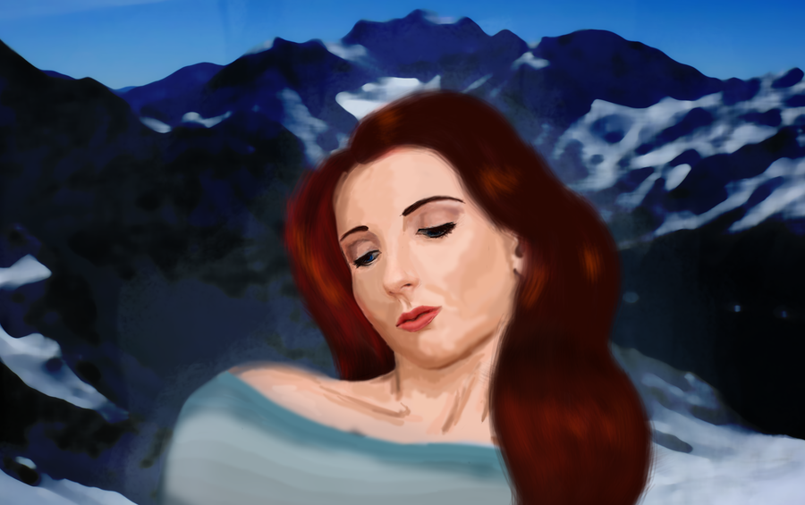 Catelyn Stark By Julezz30 On Deviantart