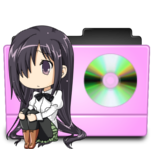Hanako Desktop Folder Icon by DevanTheNoob