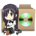 Hanako Desktop Folder Icon Ver. 2 by DevanTheNoob